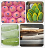 High quality colorful EPE foam cushioning net for fruit , vegetable , rose, wine bottle
