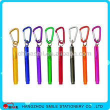 Hot selling promotional pen plastic ball pen with stylus at a low price