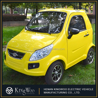 Cheap small passenger electric car with CE