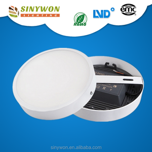 Cool White 4014 Thin Edgeless 8W 16W 22W 30W Ceiling Light Led Surface