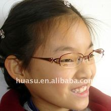 fashion eyeglass frame with diamonds
