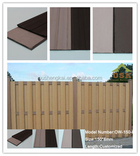 vinyl fence boards house wood wpc fence board