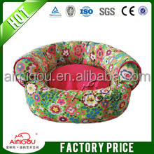 2016 aimigou cotton cheap price Warm Fur Accessories Pet Bed Dog Bed