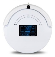 LCD Display Smart Automatic Robot vacuum cleaner, High Quality Cleaning Robot