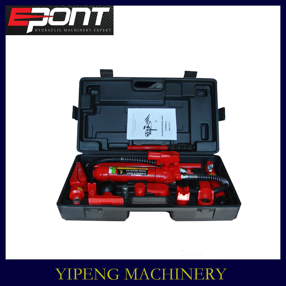 4T Porta power jack body repair kit with plastic case