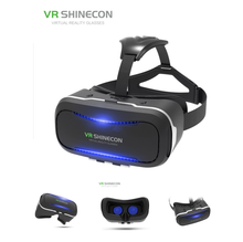 2018 Promotion Professional Top Quality Virtual Reality Cardboard VR 3D Glasses for Japan Full HD Video and Iphone 8
