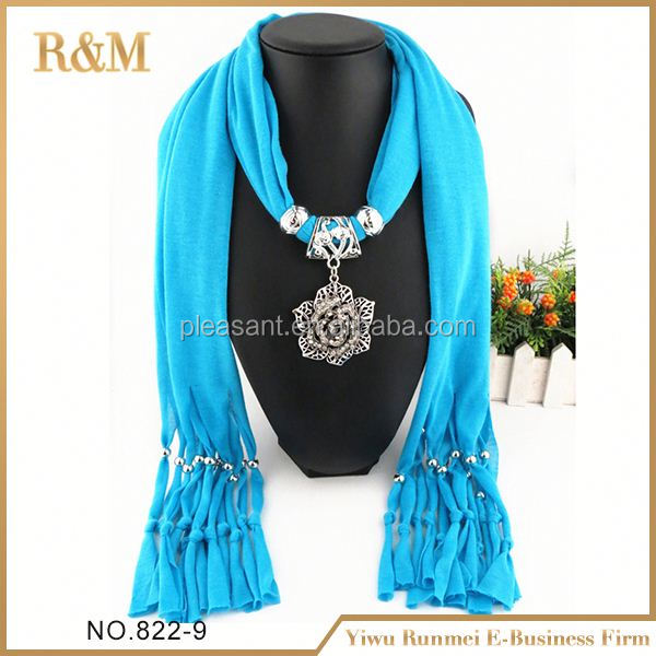 china low price pendant scarf stoles