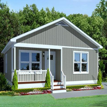 European Low Cost Small Prefabricated Modular Homes Design