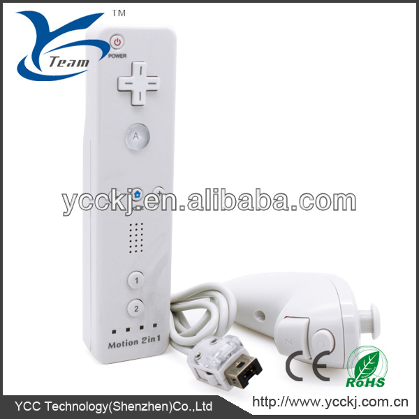 High Quality Used for Nintendo Wii Remote Controller