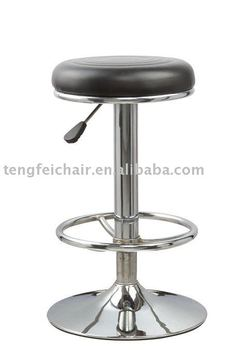 Round Cheapest Swivel Pvc Bar Stools Buy Swivel Pvc Bar