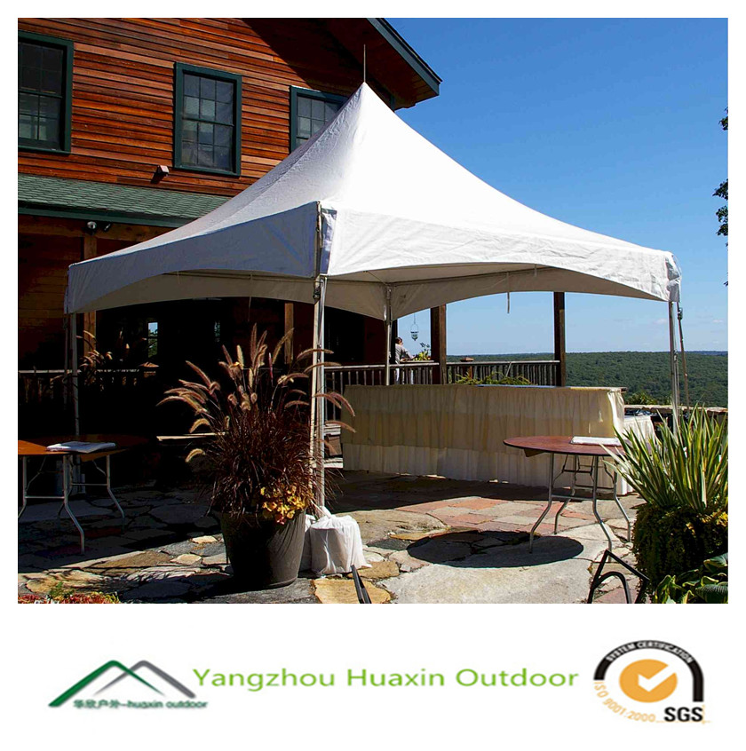 4X4m Pagoda Marquee Pavilion Tent canvas tent for Party