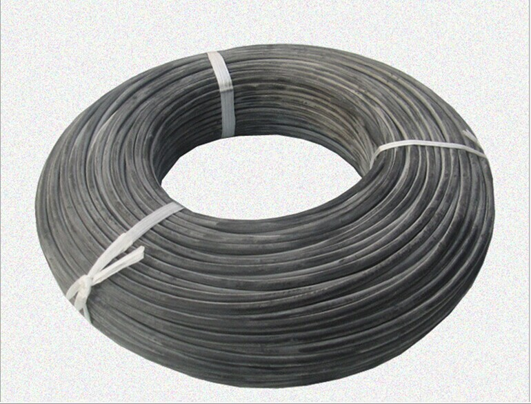 Flexible Silicon Rubber Insulated Heating Wire