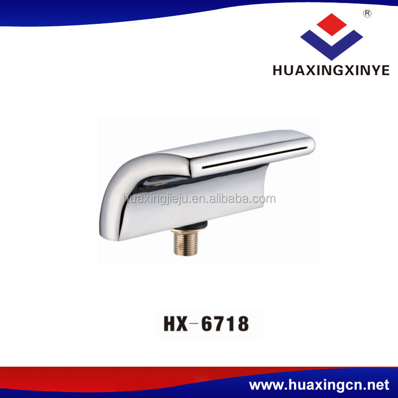 China manufacturer wholesale brass waterfall mixer shower tap HX-6718 bathtub faucet