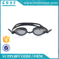 OEM Adult Cheap Best Price Swimming Goggles With Case Earplugs