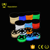 factory price 110V / 220V white waterproof 3528 flexible led Strip