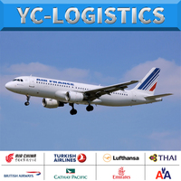 cheap air cargo shipping service freight forwarder china to Brazil