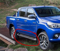 High quality aluminum side step for HIlux Revo 2015 2016
