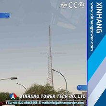 Landscape Telecom Angle Steel Tower Triangular Tower