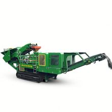 Easy handling Low consumption mobile cone crusher for volcanic