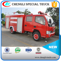 CHENGLI Dongfeng 4*2 3cubic meters liter Small Water foam Fire Truck Fire Engine