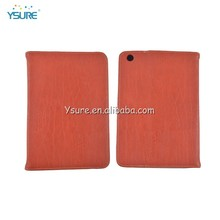 Lambskin stand leather case for ipad mini 2