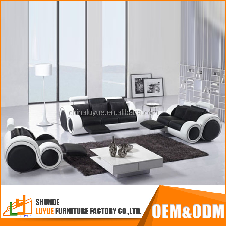 low price genuine leather furniture sofa set <strong>modern</strong> design sofa furniture