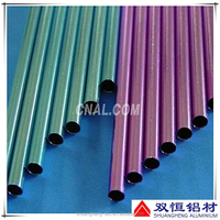 extruded aluminum alloy round bar for window and door
