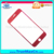 New Red Tempered Glass For Iphone 7 Plus Red Glass Film Screen Proctector