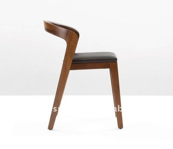 Wood Restaurant Chair NS-D04