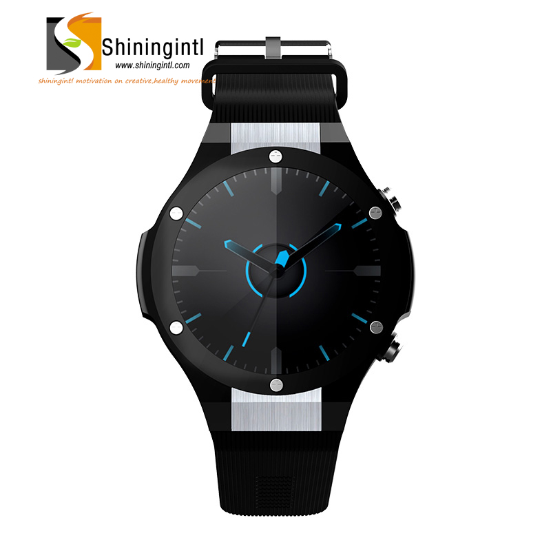 cheap man app installation GPS exercise step fitness activity tracker heart rate monitor bluetooth android smart watch