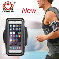 2015 Latest products sport armband pouch reflective running sleeve arm bands arm bag for smart mobile phone