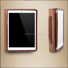 For ipad air/mini OEM/ODM PU/Genuine leather case