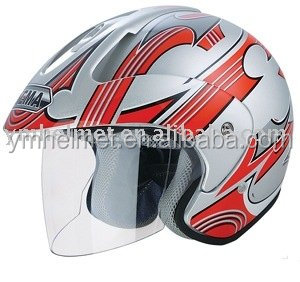 YM-605 military unique open face motorcycle helmet
