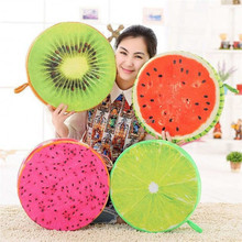 Fruit Shaped Car Sofa Chair Seat Cushion Cover