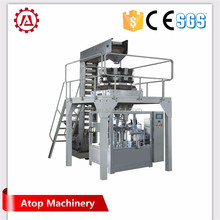 Granule Doypack Stand Pouch Price Automatic Sugar Packing Machine