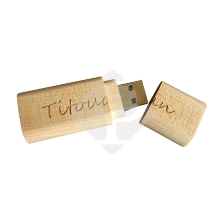 Engraving of your Choice Sandal USB Drive Wooden USB Stick