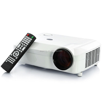 2016 Newest Short Throw Home Theater 3500 lumens lcd led video game projector