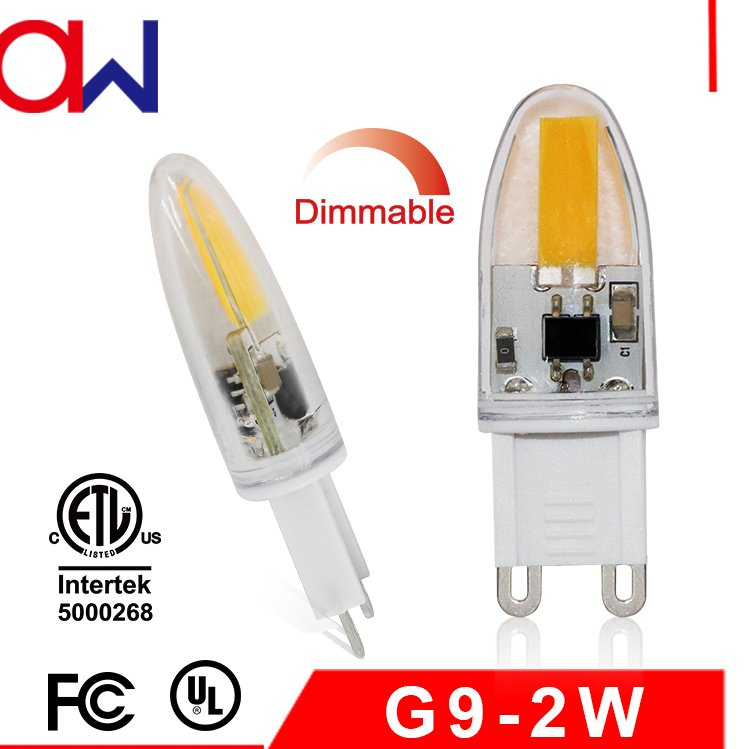LED Lamp Bulb 1W 2W SMD LED Lighting Lights G4 G9 220V LED bulb