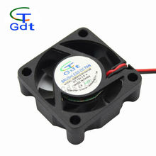 GDT 3010 5V 24V DC Brushless CPU Fan Motor 30MM 3CM 30x30x10mm