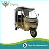 New model beyond 1000w 2 to 3 passenger electric tuk tuk