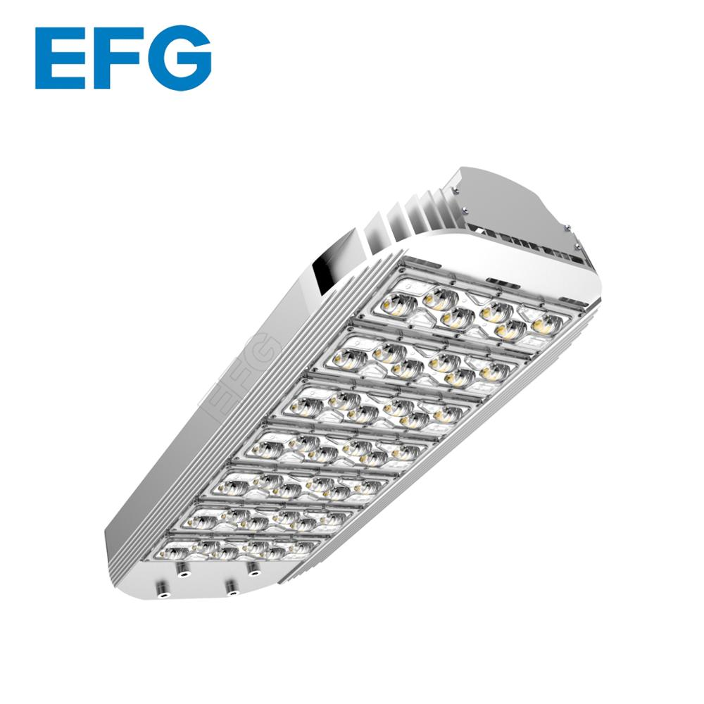 High Efficiency Outdoor LED Street Light With Philips Driver And Lumileds LED