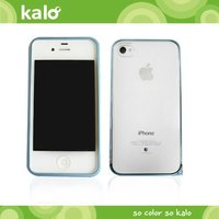 Aluminum alloy protect frame case for iPhone 4S