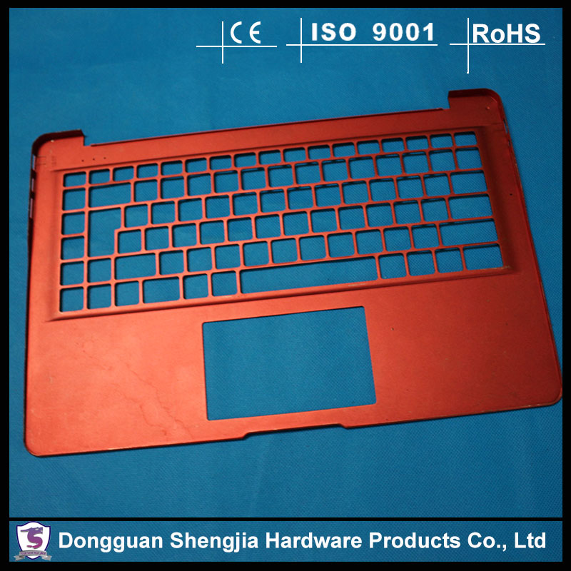 Customized stamping sheet metal parts for computer keyboard frame