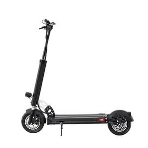 52V 600W Dual Suspension Speedway 4 Electric Scooter