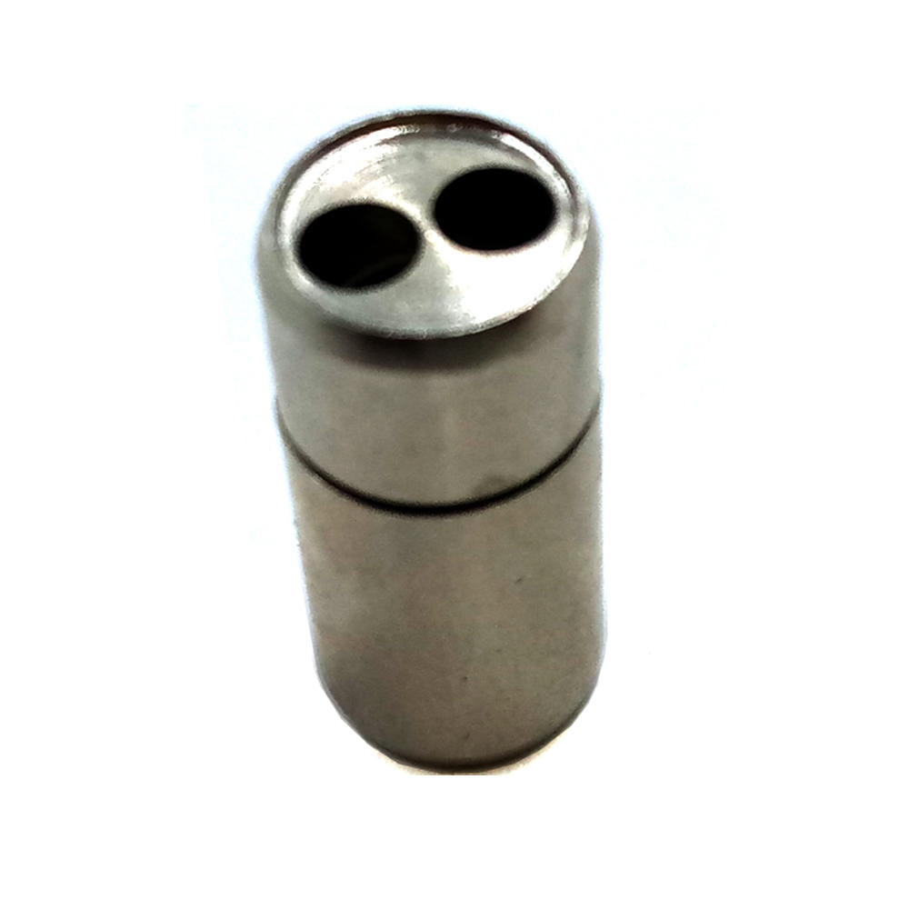 BCK0058 small pipe custom stainless steel machined parts/ machined parts/ cnc machining service