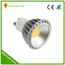 New hot item spotlights item factory cob led lamps , led bulb gu10, led light bulbs gu10
