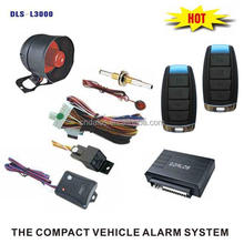 New Universal 1-Way Car Alarm Vehicle System Protective Security System Keyless Entry Siren 2 Remote Control car alarm alarm