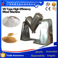 V type High Efficient pharmaceutical Powder Mixer