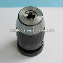 keyless drill chuck with taper mounted milling /boring drilling machine