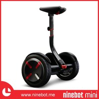 Two wheel smart self-balancing scooter